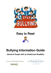 The Anti-Bullying Guide front page preview